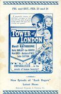 Bartlett Theatre Program (1942 Bartlett Theatre) Feb 24 1940