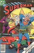 Superman (1939 1st Series) Mark Jewelers 314MJ