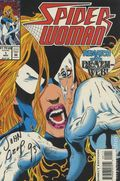 Spider-Woman (1993 2nd Series) 1DF.SIGNED