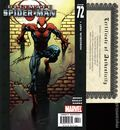 Ultimate Spider-Man (2000) 72DF.SIGNED
