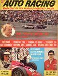 Auto Racing (1966-1971 Performance Publications) Magazine Vol. 3 #4
