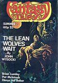 Fantasy Tales (1977-1991 Stephen Jones-Robinson Publishing) UK Magazine Vol. 2 #3