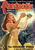 Fantastic Adventures (1939-1953 Ziff-Davis Publishing) Pulp Feb 1950