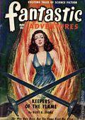 Fantastic Adventures (1939-1953 Ziff-Davis Publishing) Pulp May 1949