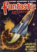 Fantastic Adventures (1939-1953 Ziff-Davis Publishing) Pulp Dec 1948
