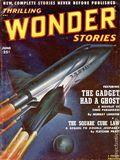 Thrilling Wonder Stories (1936-1955 Beacon/Better/Standard) Pulp Vol. 40 #2