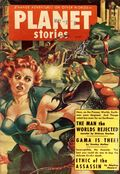 Planet Stories (1939-1955 Fiction House) Pulp Vol. 6 #1