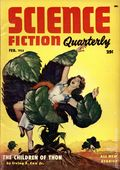 Science Fiction Quarterly (1951-1958 Columbia Publications) Pulp 2nd Series Vol. 2 #6