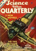 Science Fiction Quarterly (1941-1943 Columbia Publications) Pulp 1st Series 9