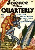 Science Fiction Quarterly (1941-1943 Columbia Publications) Pulp 1st Series 8
