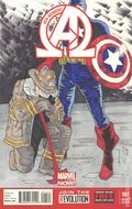 New Avengers (2013 3rd Series) 1F.SKETCH