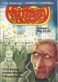 Fantasy Tales (1977-1991 Stephen Jones-Robinson Publishing) UK Magazine Vol. 7 #14
