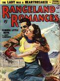 Rangeland Romances (1935-1955 Popular) Pulp Vol. 42 #4