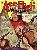 Ace-High Western Stories (1940-1951 Fictioneers) Vol. 11 #4