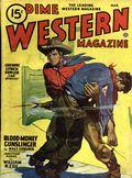Dime Western Magazine (1932-1954 Popular Publications) Pulp Vol. 48 #3