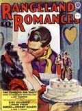 Rangeland Romances (1935-1955 Popular) Pulp Vol. 25 #4