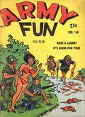Army Fun (1951) Vol. 9 #2
