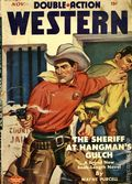 Double Action Western Magazine (1934-1960 Columbia) Pulp Vol. 10 #3