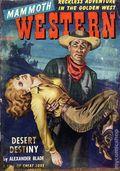 Mammoth Western (1945-1951 Ziff-Davis) Pulp Vol. 5 #2