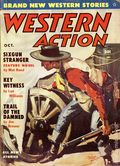 Western Action Novels Magazine (1936-1960 Columbia) 1st Series Pulp Vol. 18 #3
