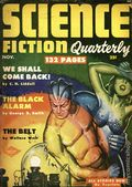 Science Fiction Quarterly (1951-1958 Columbia Publications) Pulp 2nd Series Vol. 1 #3