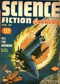 Science Fiction Quarterly (1951-1958 Columbia Publications) Pulp 2nd Series Vol. 1 #6