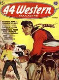 44 Western Magazine (1937-1954 Popular Publications) Pulp Vol. 14 #1
