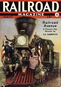 Railroad Magazine (1929 Frank A. Munsey/Popular/Carstens) 2nd Series Vol. 27 #5
