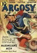 Argosy Part 4: Argosy Weekly (1929-1943 William T. Dewart) Jul 15 1939
