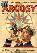 Argosy Part 4: Argosy Weekly (1929-1943 William T. Dewart) Jan 1 1938