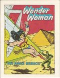 Wonder Woman The Angle Menace (1980 Mini Comic) 1