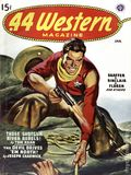 44 Western Magazine (1937-1954 Popular Publications) Pulp Vol. 16 #3