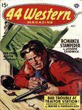 44 Western Magazine (1937-1954 Popular Publications) Pulp Vol. 15 #1