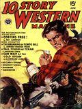 10 Story Western Magazine (1936-1954 Popular) Pulp Vol. 24 #3
