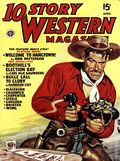 10 Story Western Magazine (1936-1954 Popular) Pulp Vol. 33 #1