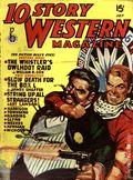 10 Story Western Magazine (1936-1954 Popular) Pulp Vol. 36 #4
