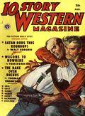10 Story Western Magazine (1936-1954 Popular) Pulp Vol. 44 #4