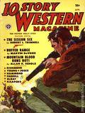 10 Story Western Magazine (1936-1954 Popular) Pulp Vol. 44 #2