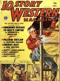 10 Story Western Magazine (1936-1954 Popular) Pulp Vol. 43 #4