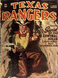 Texas Rangers (1936-1958 Standard) Pulp Vol. 34 #2