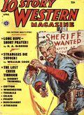 10 Story Western Magazine (1936-1954 Popular) Pulp Vol. 47 #2