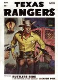 Texas Rangers (1936-1958 Standard) Pulp Vol. 43 #3