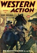 Western Action Novels Magazine (1936-1960 Columbia) 1st Series Pulp Vol. 11 #1