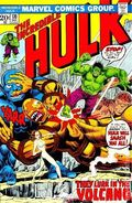Incredible Hulk (1962-1999 1st Series) Mark Jewelers 170MJ