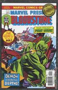 Marvel Milestones Bloodstone X-51 and Captain Marvel 1