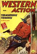 Western Action Novels Magazine (1936-1960 Columbia) 1st Series Pulp Vol. 14 #3