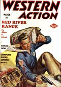 Western Action Novels Magazine (1936-1960 Columbia) 1st Series Pulp Vol. 13 #3