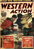 Western Action Novels Magazine (1936-1960 Columbia) 1st Series Pulp Vol. 15 #3