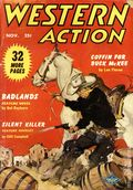 Western Action Novels Magazine (1936-1960 Columbia) 1st Series Pulp Vol. 15 #2