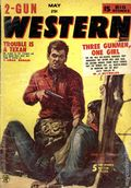 Two-Gun Western (1953-1957 Western Fiction-Stadium) Pulp 6th Series Vol. 3 #1